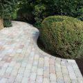 Gartenwege- und Terrassenpflasterung – Foto 3