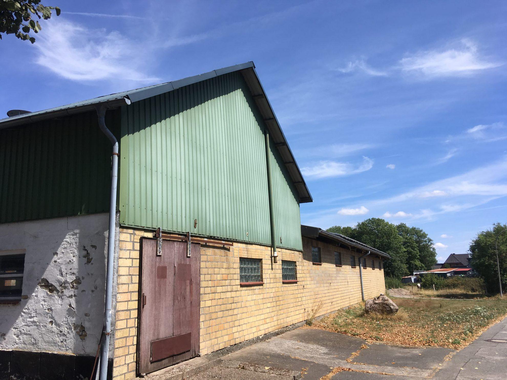 Umbau von Stallungen zu Wohnraum – Foto 1
