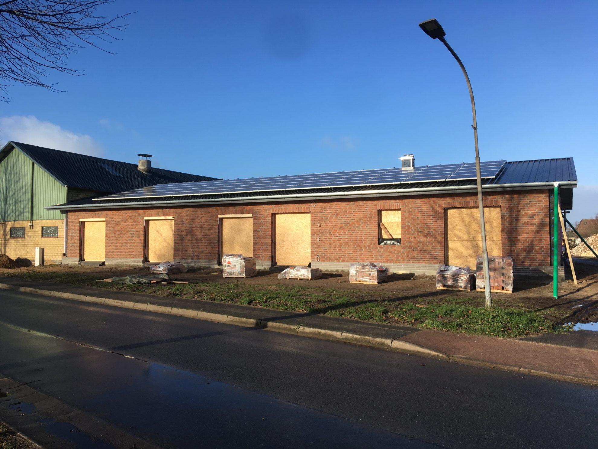 Umbau von Stallungen zu Wohnraum – Foto 4