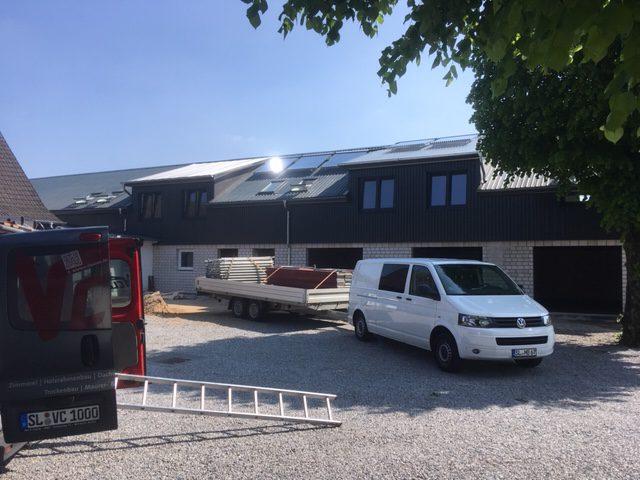 Umbau von Stallungen zu Wohnraum – Foto 8