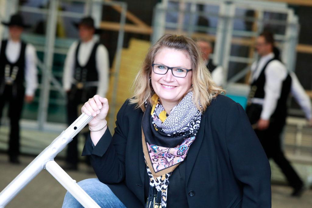 Jessica Clausen-Jessen, Bankkauffrau